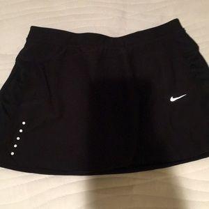 Nike running skort